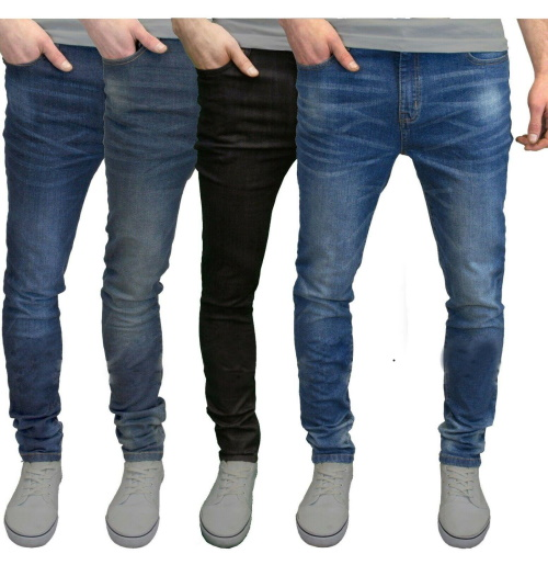 Men's Slim-Fit Stretch Jean