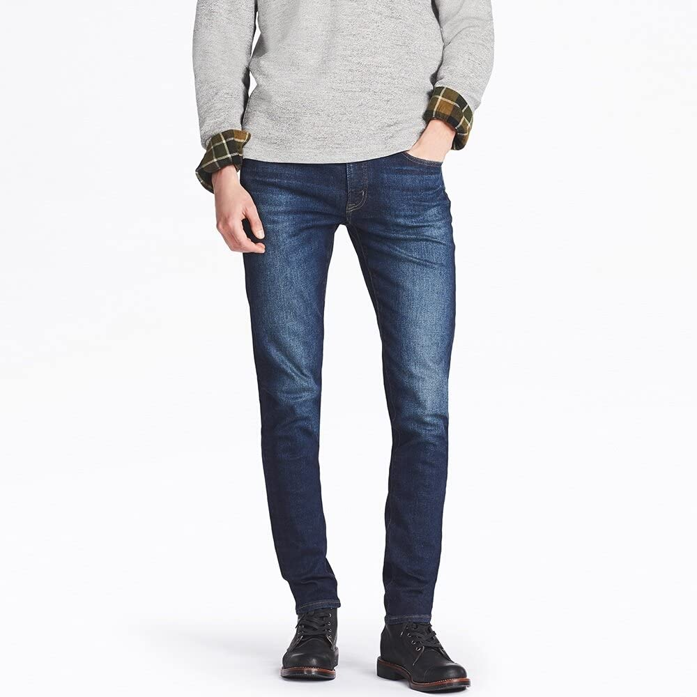 Ultra Stretch Skinny Fit Jeans